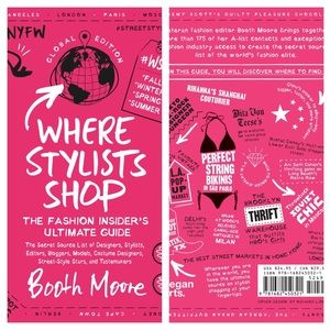 Booth Moore Other - Where Stylists Shop: The Fashion Insider's Guide